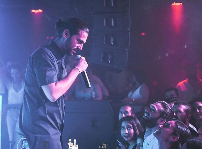 سایت شرط بندی بت کلاب betclub عرفان پایدار خواننده مشهور رپ فارسی
