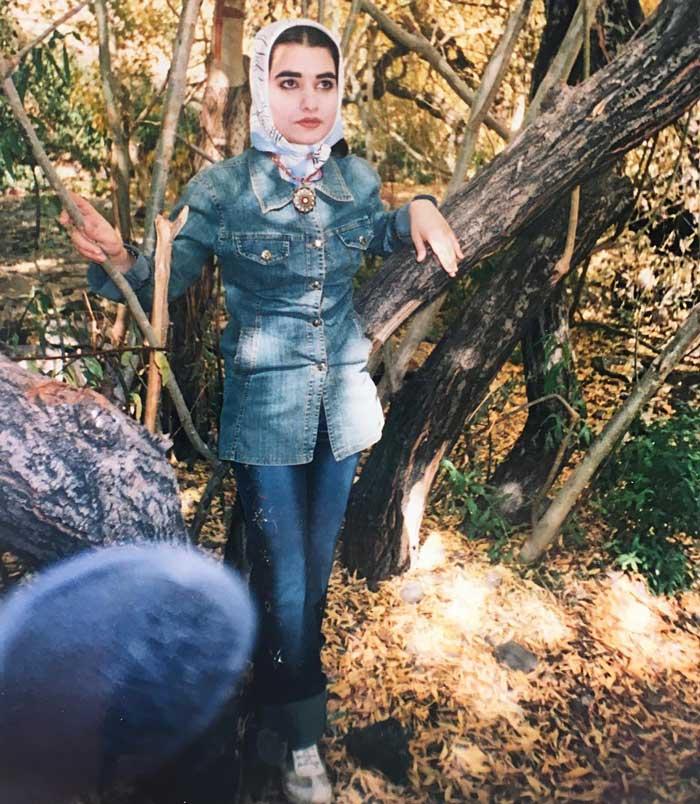 لخت شدن ندا یاسی در لایوهای اینستاگرام + بیوگرافی ندا یاسی چهره معروف