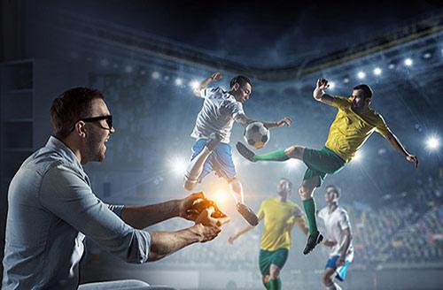 ورزش های مجازی شرط بندی و نحوه شرط بستن روی آنها