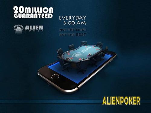 معرفی سایت الین پوکر alien poker | معتبرترین سایت بازی پوکر آنلاین
