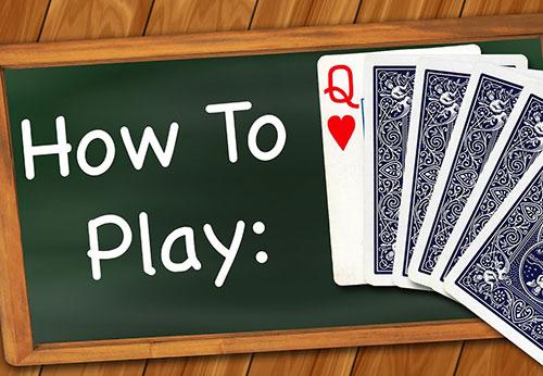 قوانین و ترفندهای بازی بی دل