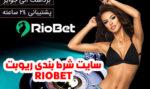 سایت ریوبت RIOBET آدرس جدید سایت شرط بندی ریو بت