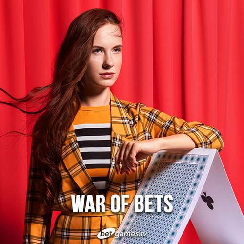 آموزش بازی جنگ شرط ها War Of Bets
