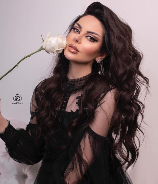 بیوگرافی جيهان هاشم زیباترین دختر عراقی jehan.hashim@