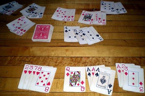 آموزش بازی رامی با ورق «Rummy Game»