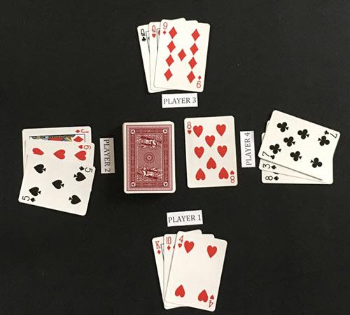 آموزش بازی پاسور 31 + قوانین و ترفندها «CARD GAME 31»