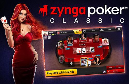 بهترین اپلیکیشن بازی پوکر رایگان zynga