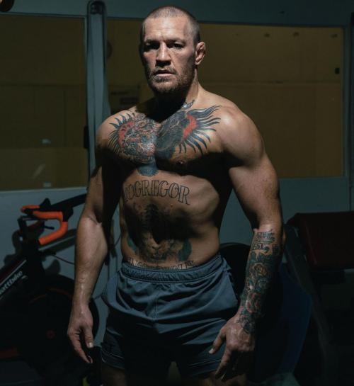 بیوگرافی کانر مک گرگور قهرمان یو اف سی Conor McGregor