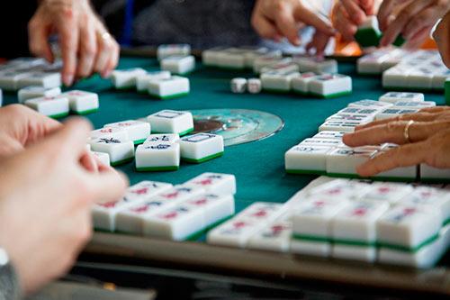 آموزش بازی ماهجونگ یا ماژونگ Mahjong