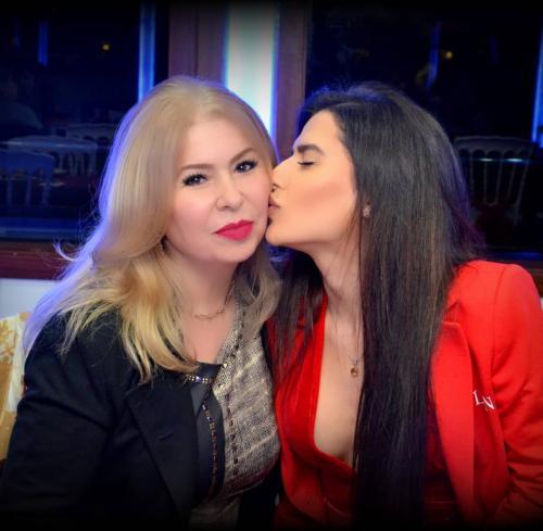بیوگرافی ملیکا رضوی پوکرباز مشهور ایرانی Melika Razavi