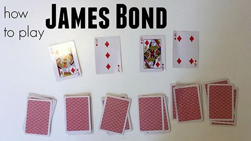 آموزش بازی پاسور جیمز باند 007 + قوانین و راه های برد