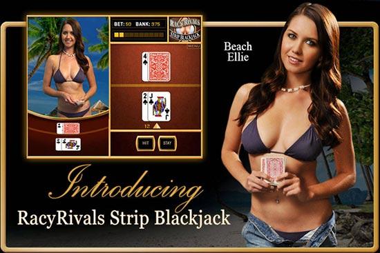 بازی استریپ بلک جک یا بلک جک لختی چیست؟ Strip Blackjack