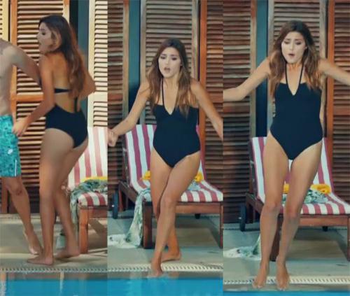 عکس های داغ هانده ارچل بازیگر ترکیه ای Hande Ercel Hot Pics