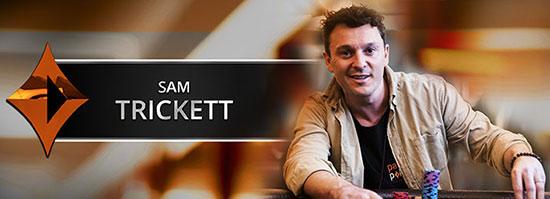 سم تریکت Sam Trickett کارگری که با شرط بندی میلیونر شد!