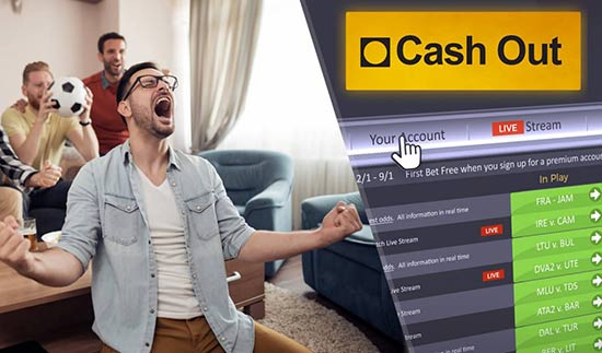 راهنمای فروش شرط یا Cash Out در شرط بندی