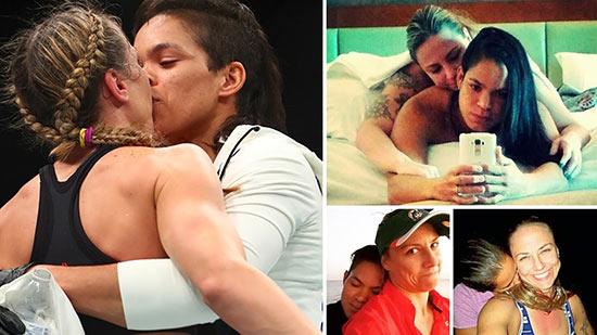 بیوگرافی آماندا نونس قهرمان همجنسگرای UFC