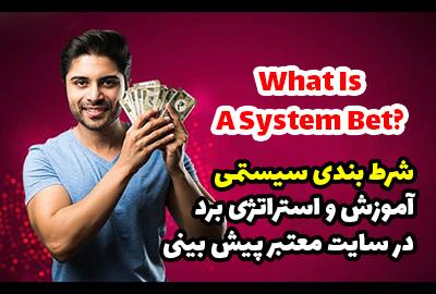شرط بندی سیستمی چیست و چه کاربردی دارد؟ (آموزش و ترفندهای کاربردی)