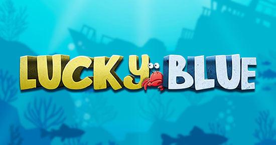 آموزش بازی جدید آبی خوش شانس Lucky Blue در سایت شرط بندی
