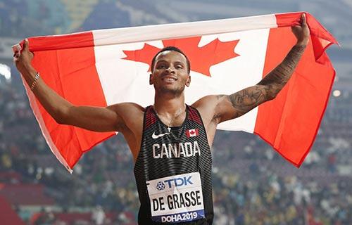 شرط بندی در دو 100 متر المپیک 2020