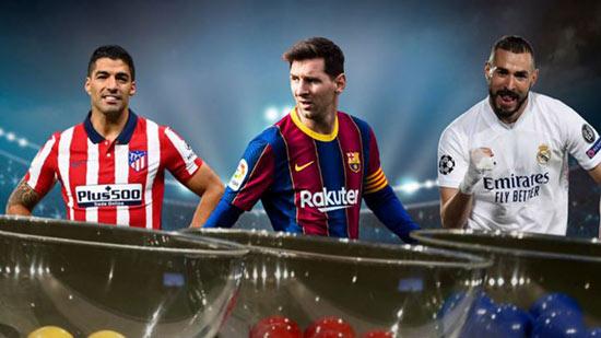 شرط بندی روی بهترین گلزنان لالیگا 2022