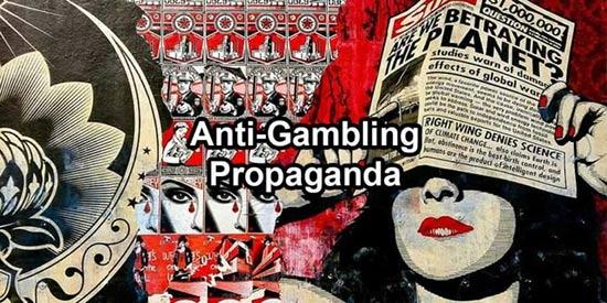 هدف تبلیغات ضد شرط بندی و قمار چیست؟