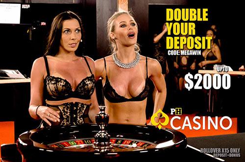 بررسی کازینو پورن هاب Pornhub Casino سایت شرط بندی 18+