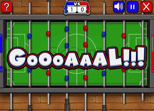 بازی فوتبال دستی آنلاین در سایت شرط بندی