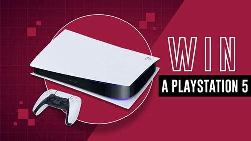 برنده شدن PS5 با شرکت در مسابقه های شرط بندی